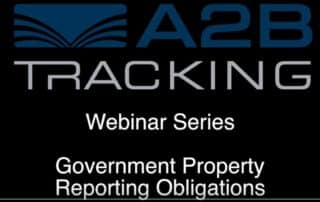 government property reporting obligations