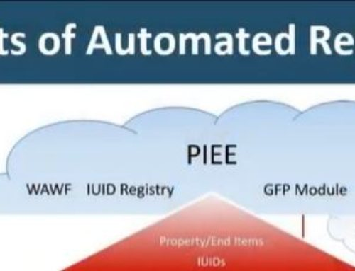 Benefits of Automated Reporting to IUID Registry