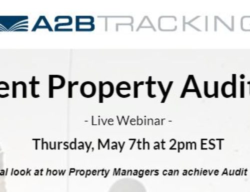 Government Property Audit Webinar